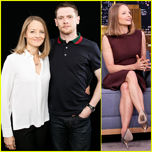 Jodie Foster Plays Round Of Egg Russian Roulette (Video)!