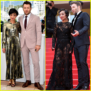 Joel Edgerton & Ruth Negga Premiere 'Loving' at Cannes 2016