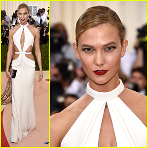 Karlie Kloss Doubles Up Her Looks for Met Gala 2016