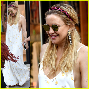 Kate Hudson & Friends Have 'Missoni Meltdown'