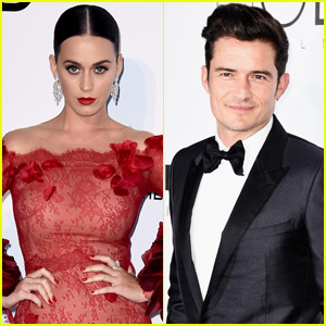 Katy Perry & Orlando Bloom Make It Instagram Official