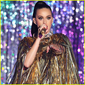 Katy Perry Performs Her Hits at amfAR Cannes Gala 2016 (Video)