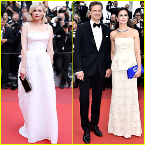 Kirsten Dunst & More Support 'Loving' at Cannes 2016 Preimere