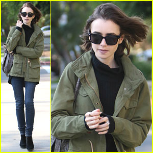 Lily Collins Photos News And Videos Just Jared Page 22