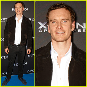 Michael Fassbender Reveals What He'll Do with His Down Time!