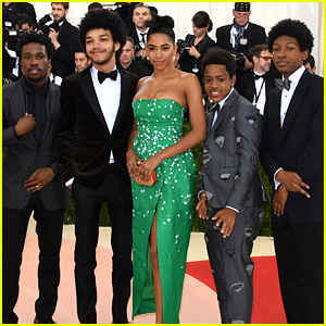 Netflix's 'The Get Down' Cast Makes a Stylish Met Gala Debut!