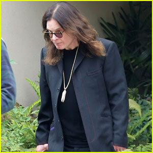 Ozzy Osbourne Wears Wedding Ring Amid Affair Rumors