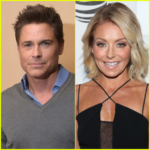 Will Rob Lowe Be Kelly Ripa's New Co-Host?