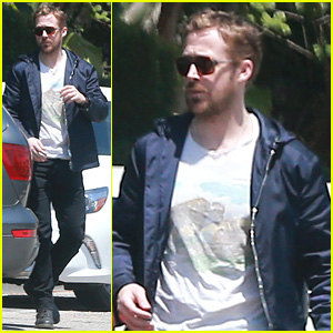 Ryan Gosling Visits Hospital After Eva Mendes Pregnancy News