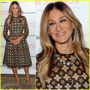 Sarah Jessica Parker's Weekend Plans Include This Book!