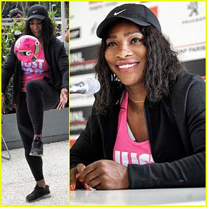 Serena Williams Talks Dancing For Beyoncé In 'Sorry'!