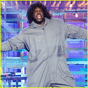 Shaquille O'Neal Dances to 'Maniac' on 'Lip Sync Battle' - Watch Now!