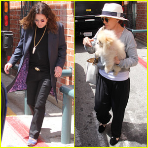 Sharon Osbourne Steps Out With Ozzy After She Gets Divorce Lawyer