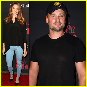 Tom Welling & Ashley Greene Help Launch Mobile Game '6 Bullets To Hell'!