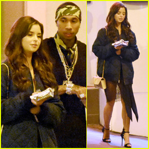 Tyga Steps Out With a New Girl After Kylie Jenner Break-Up