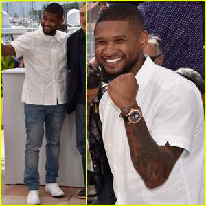 Usher Speaks Out About His NSFW Shower Snapchat