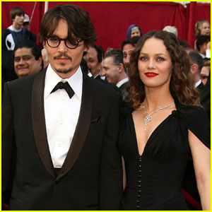 Johnny Depp's Ex Vanessa Paradis Pens Letter in His Defense