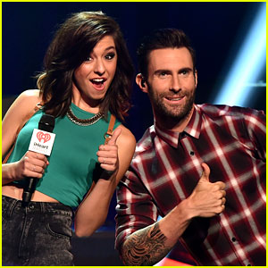 The Voice's Adam Levine Reacts to Christina Grimmie's Death