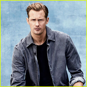 Alexander Skarsgard Reveals How He Got Tarzan's 8 Pack Abs