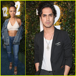 Serayah is All About the Denim at Take Two's E3 Kickoff Party