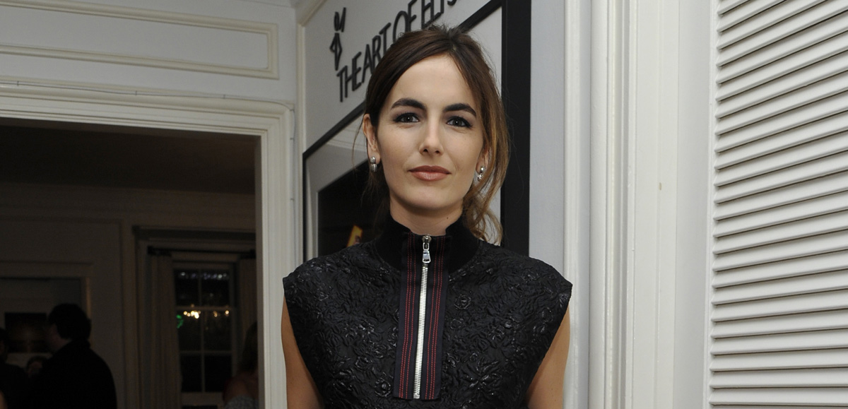 Camilla Belle By Hlcaste On Deviantart: Camilla Belle Hosts 'Looking At The Stars' Event In Los
