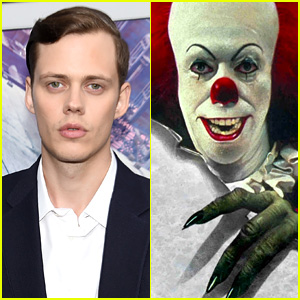 Allegiant's Bill Skarsgard to Play Pennywise the Clown in 'It' Reboot