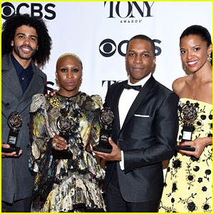Black Actors Win All Four Musical Acting Tony Awards in 2016