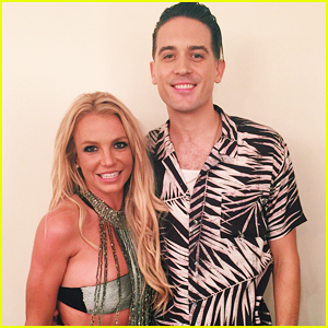 Britney Spears Films Music Video For New Single 'Make Me (Oooh)'!