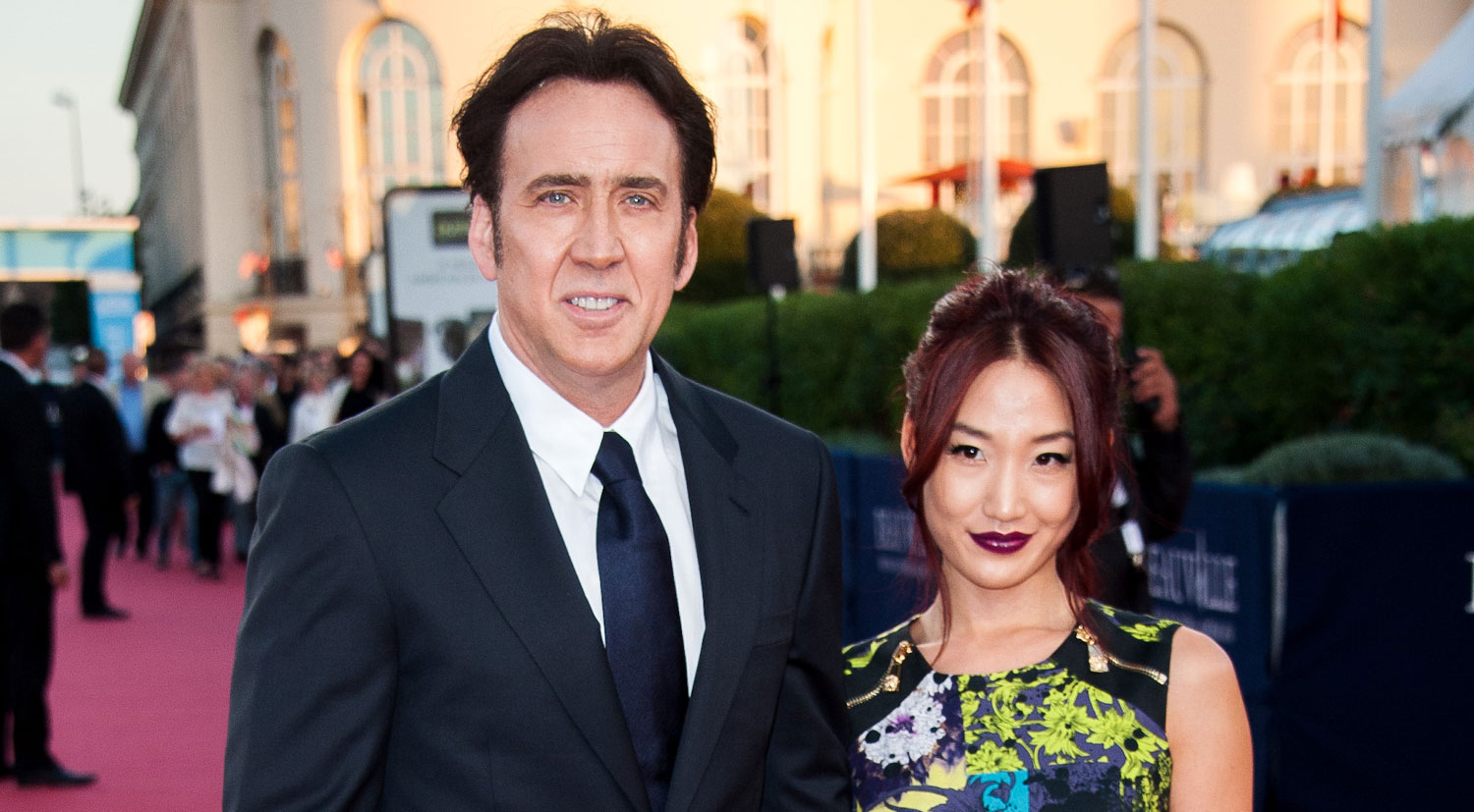 Nicolas Cage & Wife Alice Kim Separate After Over 11 Years of Marriage