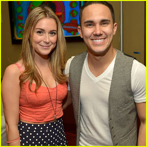 Carlos PenaVega & Wife Alexa Are Expecting First Child Together