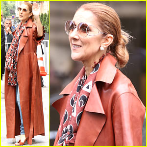 Celine Dion Heads to Belgium for European Tour