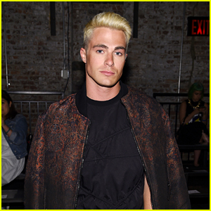Colton Haynes Gets Nostalgic for New York City Past