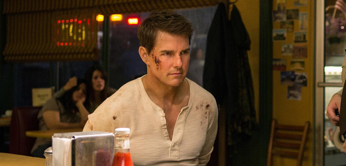Tom Cruise Stars In Jack Reacher Never Go Back Trailer