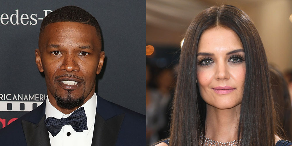Jamie Foxx Dating Katie Holmes — The Inside Story! | National ...