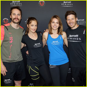 'Friday Night Lights' Cast Reunites for Spartan Super Race!