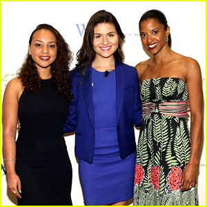Hamilton's Phillipa Soo Gets Support from Schuyler Sisters at Elly Awards
