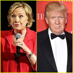 Hillary Clinton & Donald Trump React to Orlando Mass Shooting
