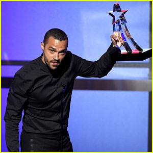 Jesse Williams Delivers Powerful Humanitarian Award Acceptance Speech at BET Awards 2016 - Watch Now