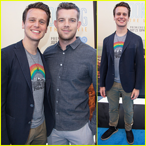 Jonathan Groff Says 'Looking' Movie Is 'Perfect Ending'!