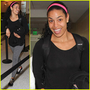 Jordin Sparks Flies To The Skies For Pride Fest Performances