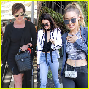 Kris Jenner 'Dressed Up' with Caitlyn a Few Times in the Past