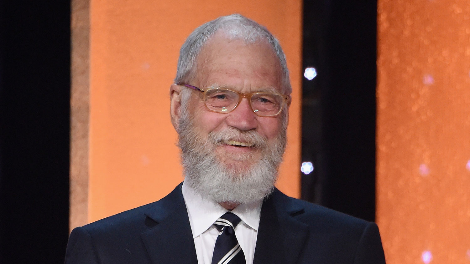A biography of david letterman a television host