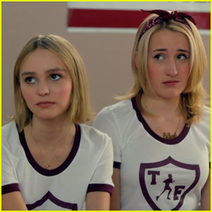 Lily-Rose Depp & Harley Quinn Smith Star in New 'Yoga Hosers' Trailer - Watch Now!