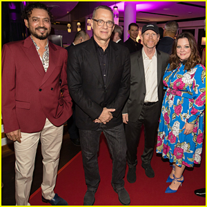Melissa McCarthy & Tom Hanks Team Up At Marina Bay Sands Art Outreach Benefit!