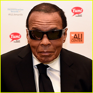 Legendary Boxer Muhammad Ali Hospitalized for Respiratory Problems