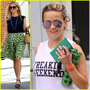 Reese Witherspoon Posts Fun Flashback from 'Legally Blonde'