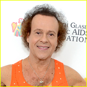 Richard Simmons Explains Hospitalization: I Was Dehydrated