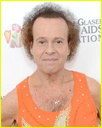 Richard Simmons Released From Hospital in Los Angeles