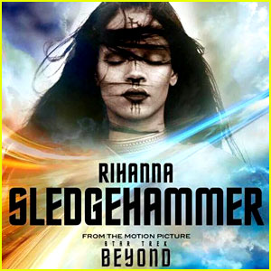 Rihanna's Song 'Sledgehammer' to Be Featured on 'Star Trek Beyond' Soundtrack!