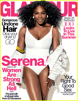 Serena Williams Discusses Drake US Open Backlash in 'Glamour'
